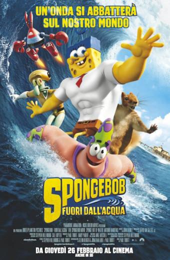 Spongebob, fuori dall'acqua