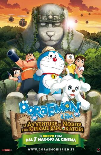 Doraemon Il Film:Le Avventure di Nobita e i Cinque Esploratori