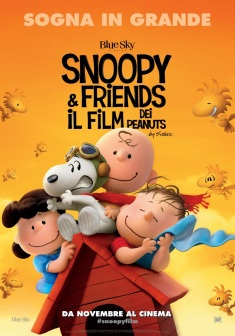 SNOOPY&FRIENDS IL FILM