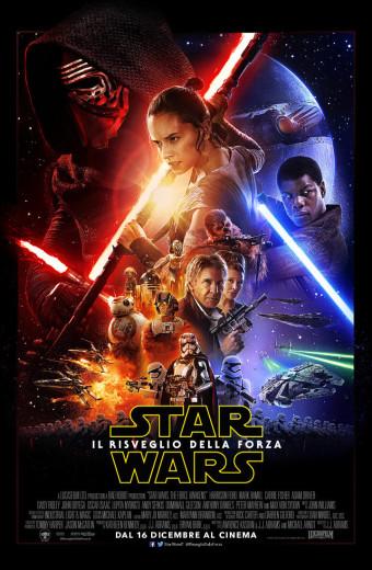 STAR WARS EPISODIO VII- Il Risveglio della Forza