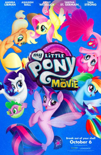 MY LITTLE PONY-Il Film