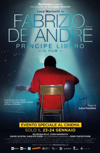 FABRIZIO DE ANDRÉ PRINCIPE LIBERO