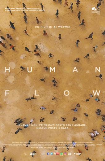HUMAN FLOW-Giovedì d'essai