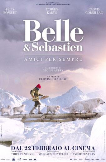 BELLE & SEBASTIEN 3-Amici per sempre