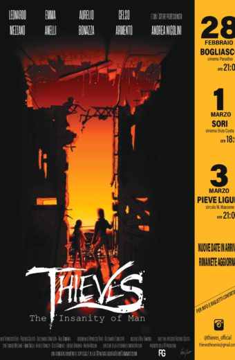 THIEVES - The Insanity of Man